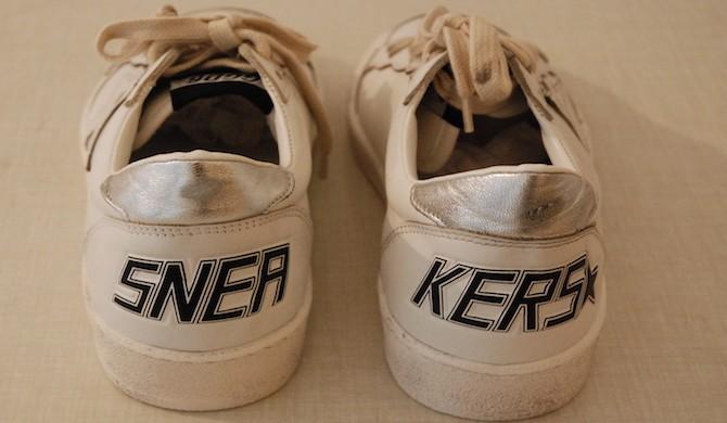 GOLDEN GOOSE DELUXE BRAND tennis shoes
