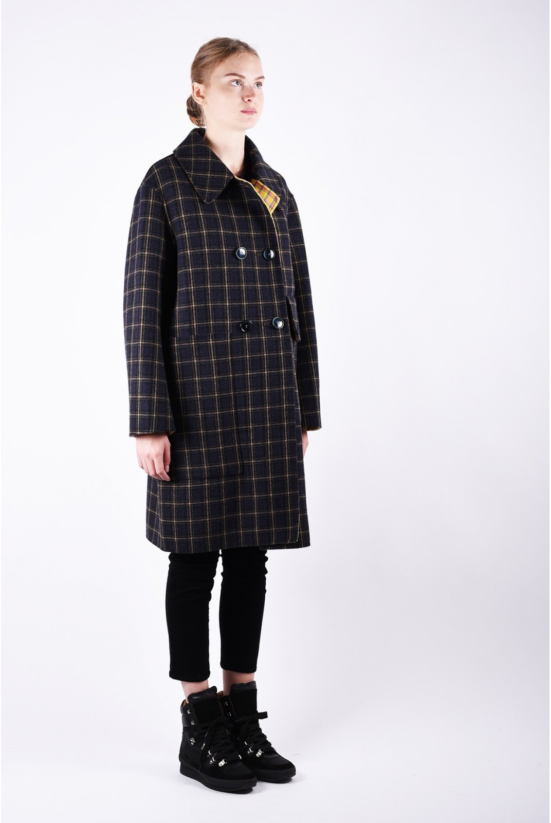 SOFIE D'HOORE manteau double face