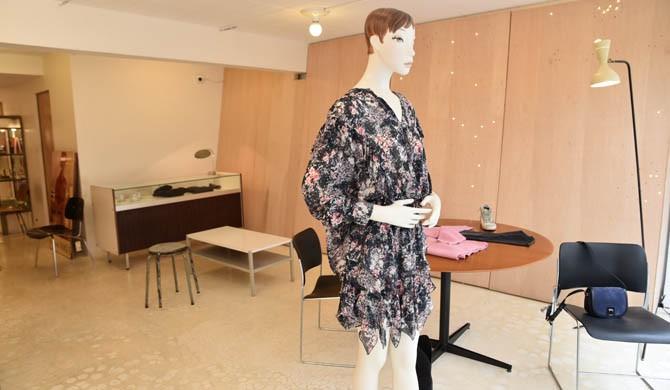 ISABEL MARANT chemise & jupe