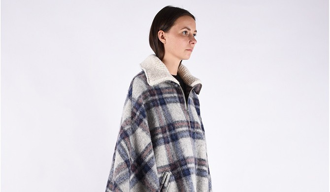 ISABEL MARANT* cape